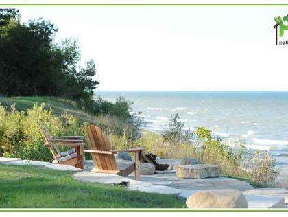 طراحی محوطه ساحلی