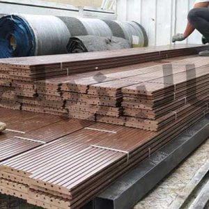 روند تولید چوب پلاست