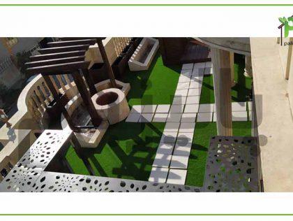 تاثیر روف گاردن بر توسعه پایدار شهری